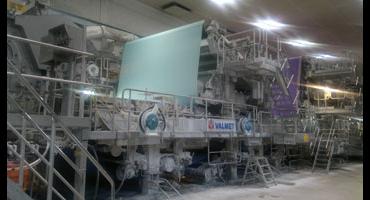 Забастовка работников бумажной промышленности Финляндии
